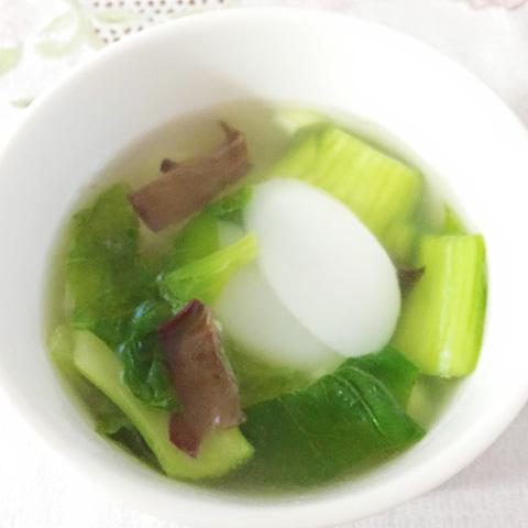 トックと青梗菜のスープ.jpg